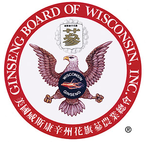 ginseng board of wisconsin grown with love