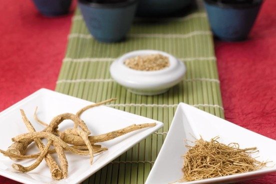 Our Works - Ginseng fibers and prongs