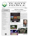 Plants and People Newsletter