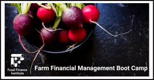 Farm Financial Management Boot Camp